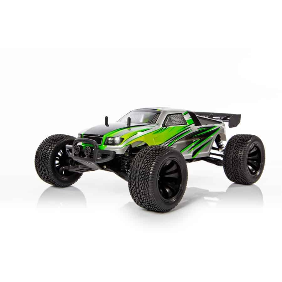 YellowRC Street Racer 1/12 Scale 2.4GHz RTR (Green)