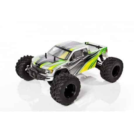 YellowRC Rock Racer 1/12 Scale 2.4GHz RTR (Green)