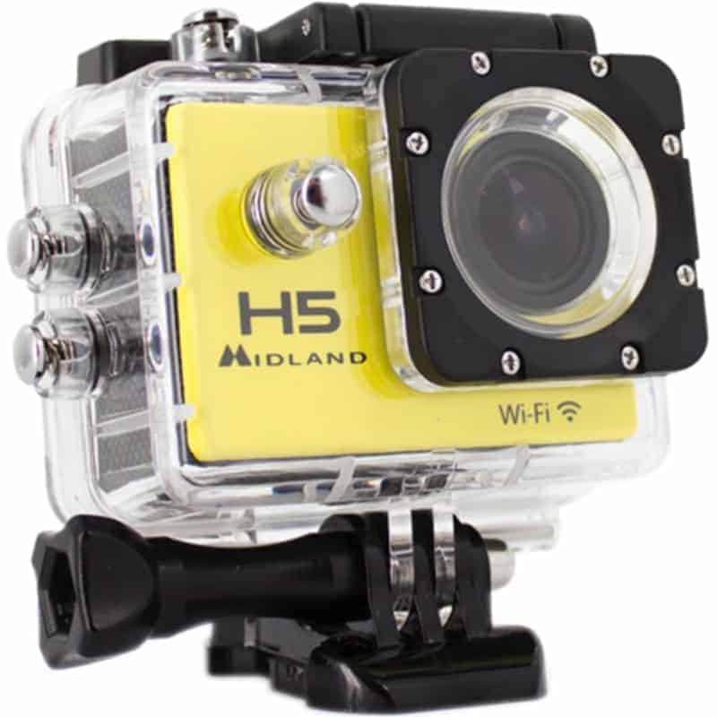 Midland H5 Action camera Wi-Fi Full HD 1080p (2016)