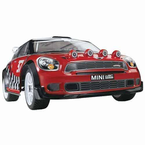 Thunder Tiger TOMAHAWK XL Countryman Mini WRC RTR 2.4GHz car