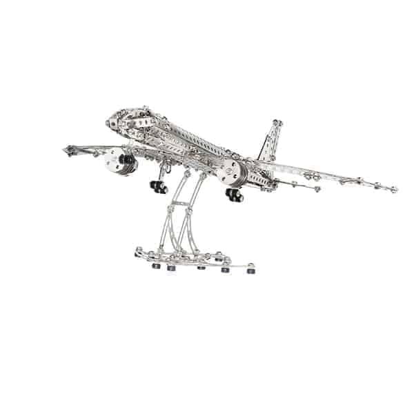 Eitech Γερμανίας μεταλλική κατασκευή Αεροπλάνο (46cm wingspan)