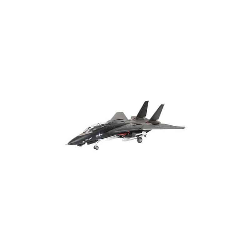 Revell F-14A Black Tomcat Model Set