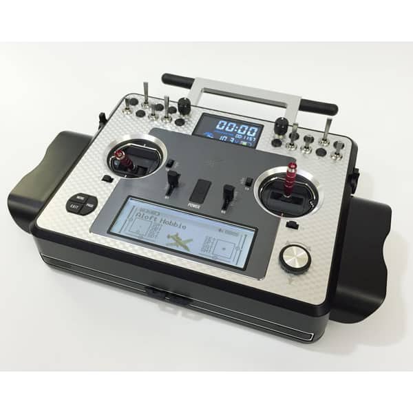 FrSky Taranis E (X9E) - Tray Style Transmitter with Travel Case