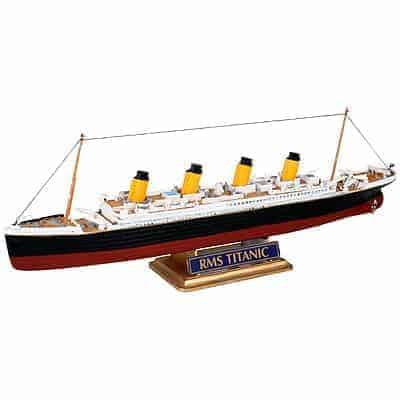 Model Set R.M.S. Titanic