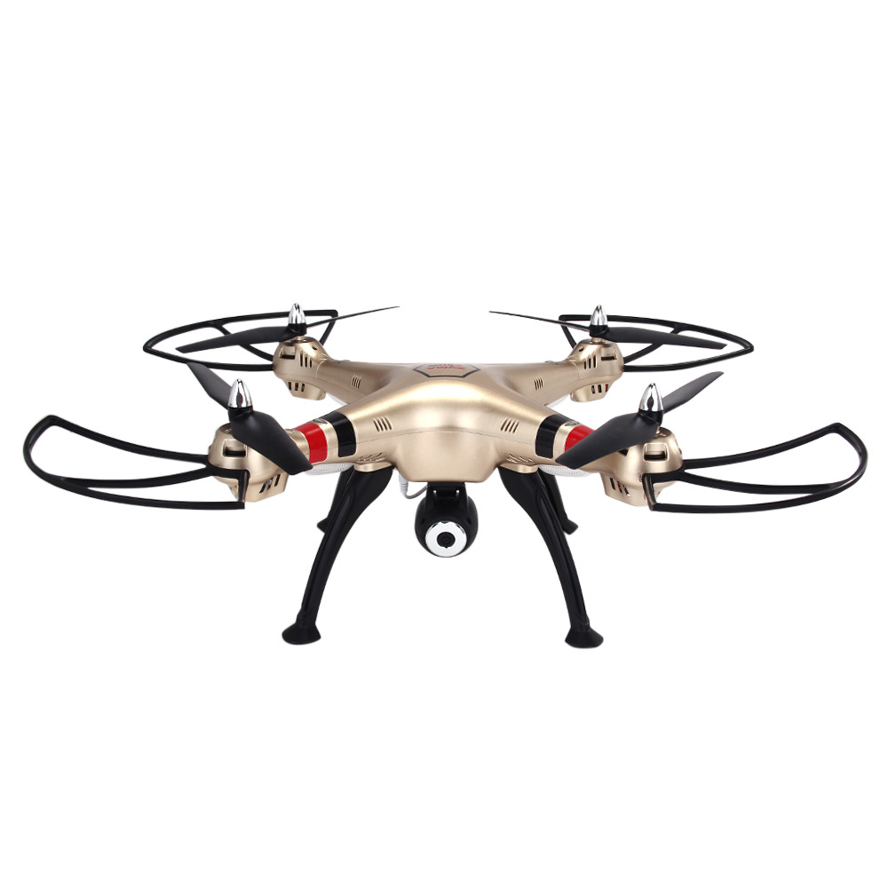 Syma X8HW Drone WiFi FPV Realtime HD Camera 6Axis Headless Mode