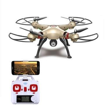 Syma X8HW Drone WiFi FPV Realtime HD Camera 6Axis Headless Mode