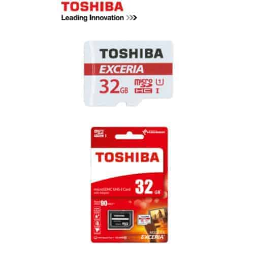 Toshiba micro SD UHC Ultra High Speed 32GB (THN-M302R0320EA)