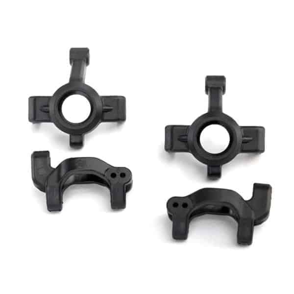 Latrax Caster Blocks/Steering Block
