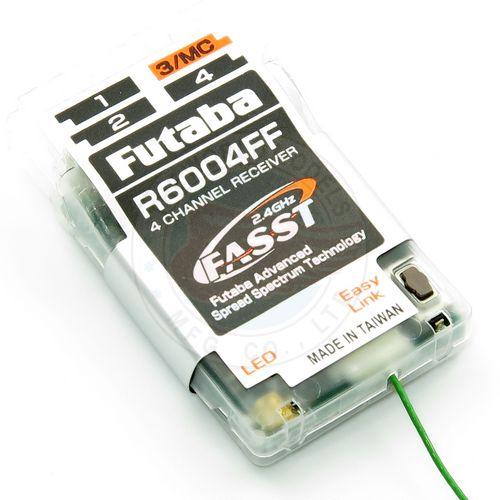 Futaba R6004FF FASST 2.4GHz Receiver