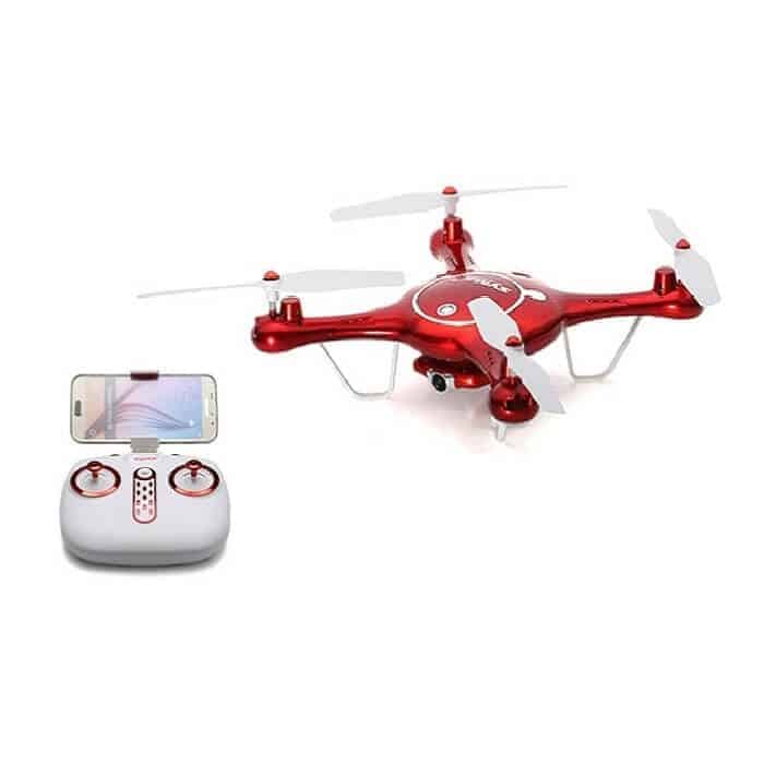SYMA X5UW - WiFi Drone With Camera - Real Time FPV