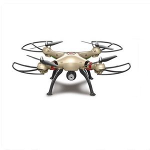 Syma X8HC With 2MP HD Camera 2.4G 4CH 6Axis Barometer Set Height Headless Mode RC Quadcopter