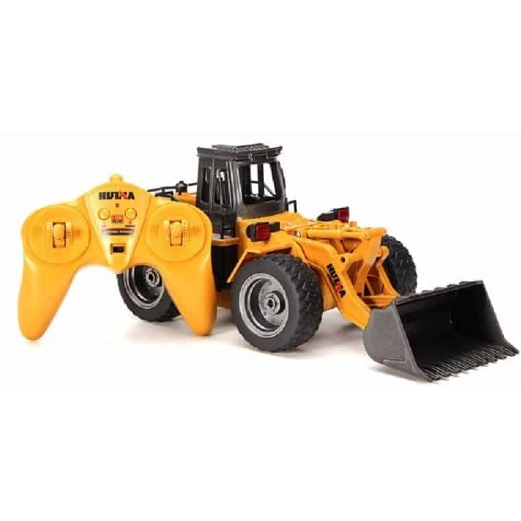 H-Toys Bulldozer 1:14 6CH 27/40MHz RTR