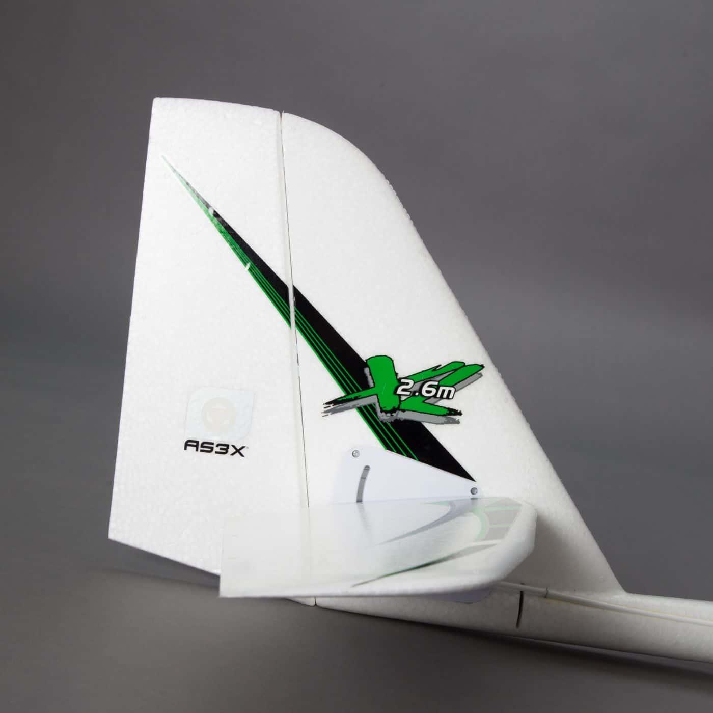E-Flite Radian® XL 2.6m PNP