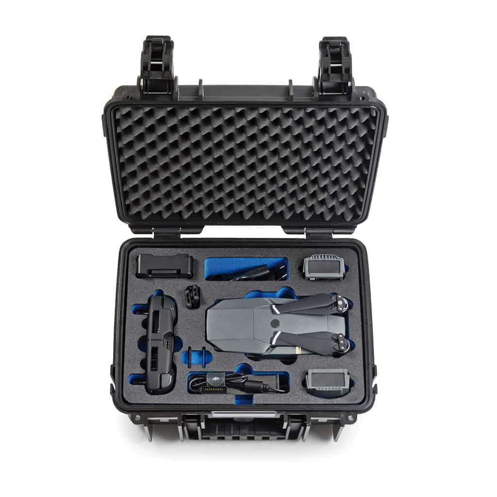 B&W Professional Case for DJI Mavic Pro (Black)