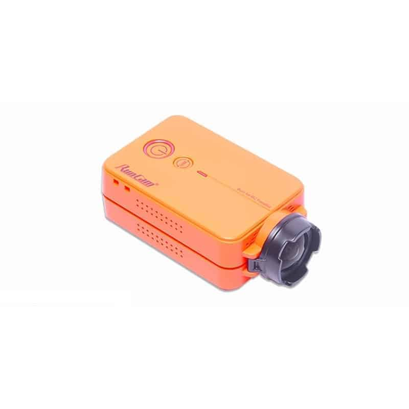 RunCam 2 HD 1080P Camera w/ WiFi APP (Orange)