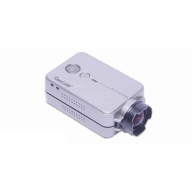 RunCam 2 HD 1080P Camera w/ WiFi APP (Silver)