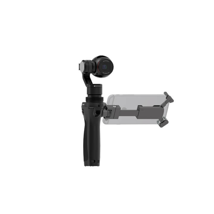 DJI OSMO Fully stabilized 4K / 12Mp camera and gimbal