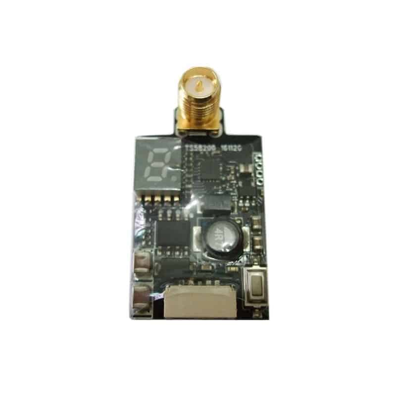 5.8G 48CH 25/600mW adjustable wireless transmitter