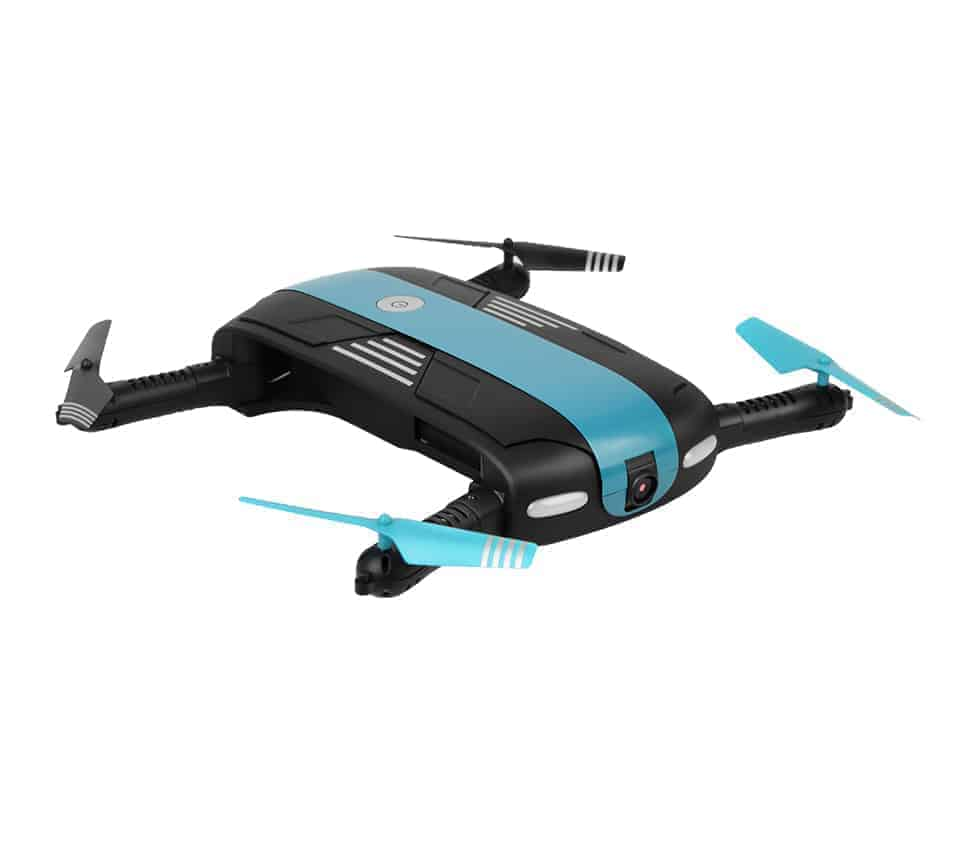 H4812WIFI Selfie FPV Folding Drone with Transmitter and altitude hold