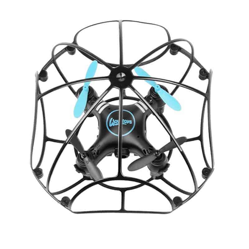 H4803R 2.4GHz Mini FPV Quadcopter με προστατευτικό