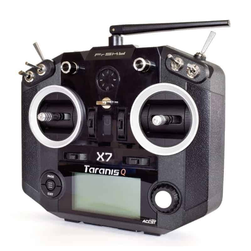 FrSky Taranis Q X7 Black (FCC) 2.4GHz Tx only