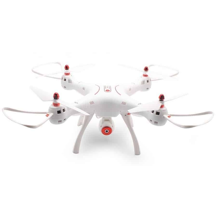 Syma X8SC With 2MP HD Camera 2.4G 4CH 6Axis Altitude Hold Headless Mode