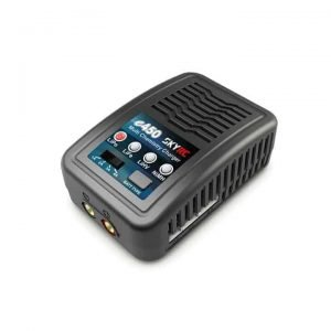 SkyRC e450 4A 50W LiPo / LiFe / LiHV 4S Charger, NiMH 8S 4A