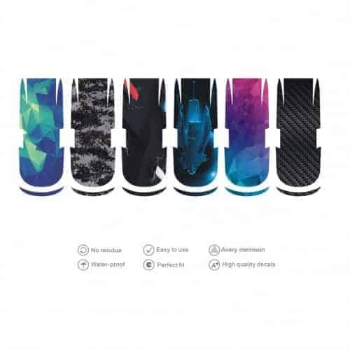 DJI Spark Waterproof PVC Decals Skin Wrap Sticker (6pcs/set)