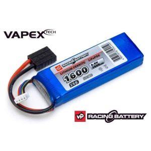 Li-Fe Battery 3S 9.9V 1600mAh 25C