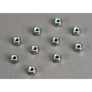 (TRX 1747) Lock Nut M4 (10)
