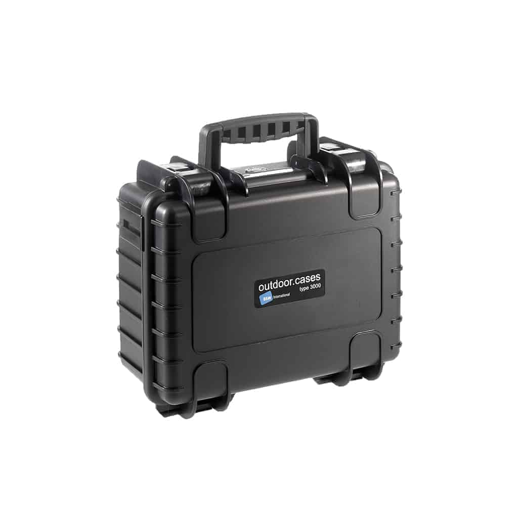 B&W Professional Case for DJI Spark (Black)