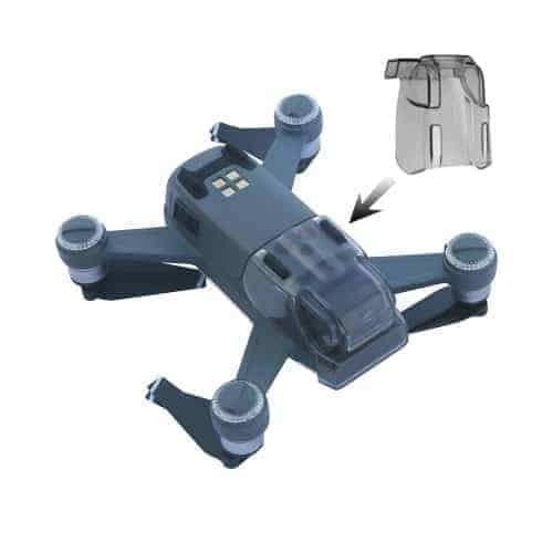Integrated Cover for DJI Spark