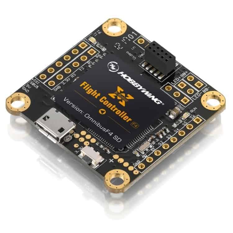 Xrotor Micro F4 Flight Controller w/OSD
