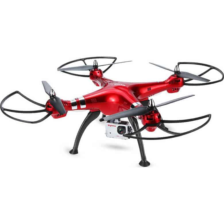 Syma X8HG With 8MP HD Camera Altitude Hold